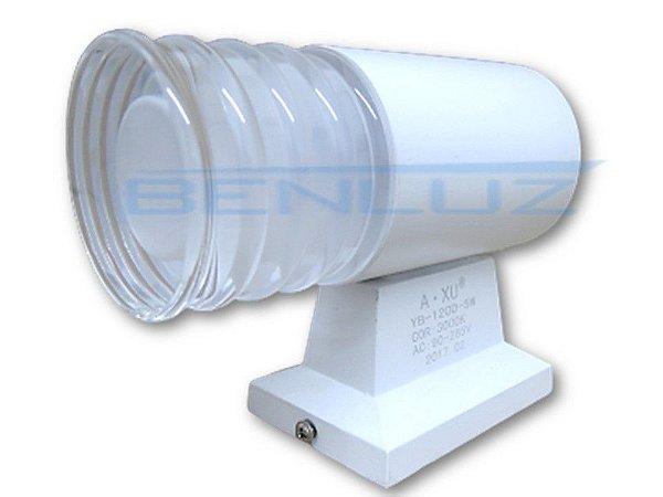 Luminária LED Arandela 5W Branco Quente 3000K