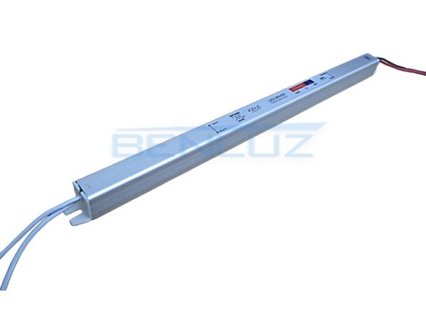 Fonte Slim LED Driver para Perfil 72W 6A