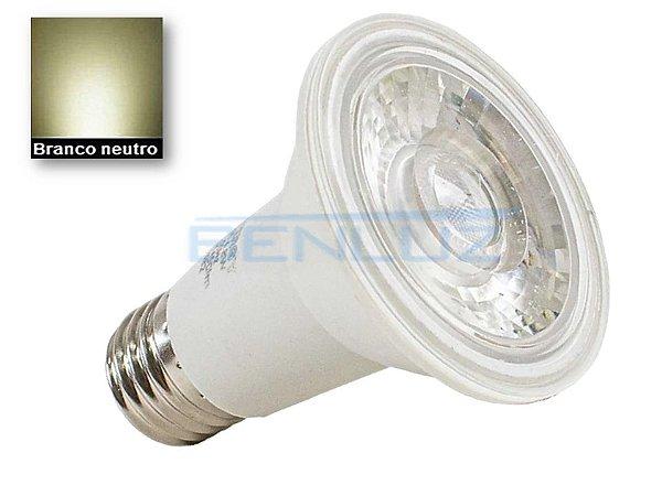 Lâmpada LED PAR20 4,8W Branco morno 4000K
