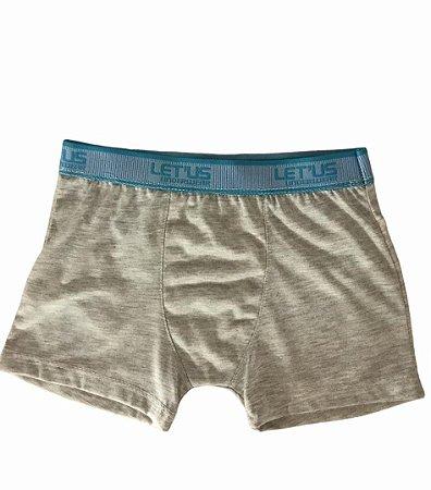 Cuecas Infantil Boxer - Lisas - P