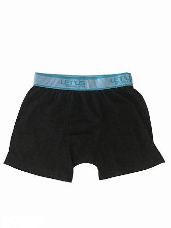 Cuecas Infantil Boxer - Lisas - M
