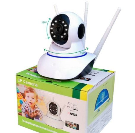 Camera Wifi IP 360º