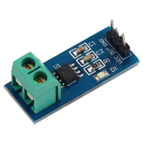 Sensor de Corrente ACS712 – 5A