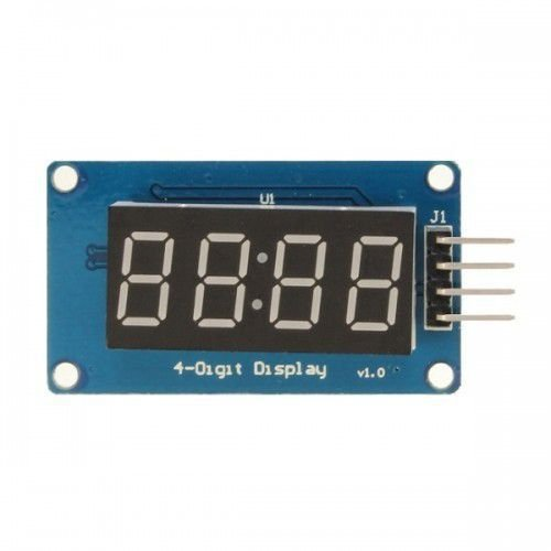 Módulo TM1637 com Display 4 Dígitos