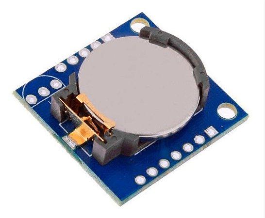 Módulo RTC DS1307 e AT24C32