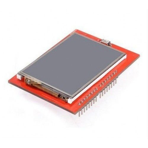 "Display LCD TFT 2.4"" com Touchscreen"