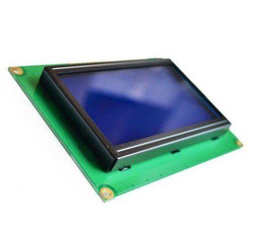 Display LCD Gráfico 128X64 Backlight Azul