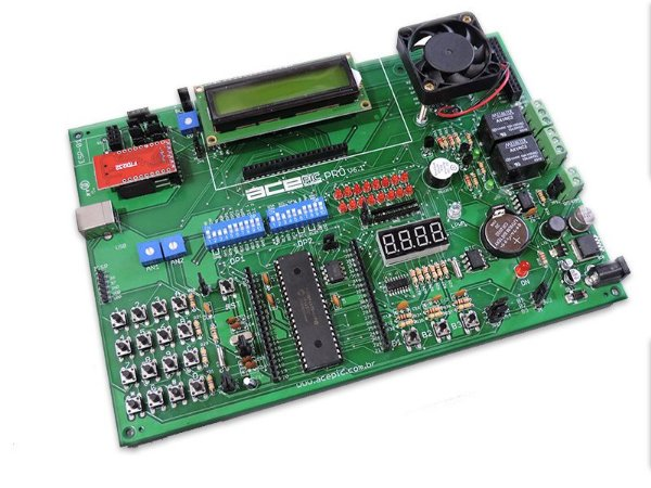 Kit ACEPIC PRO V6.1 – Microcontroladores PIC