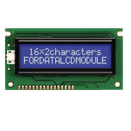 Display LCD 16 x 2 com Backlight - Fundo Azul (Feec1602e)
