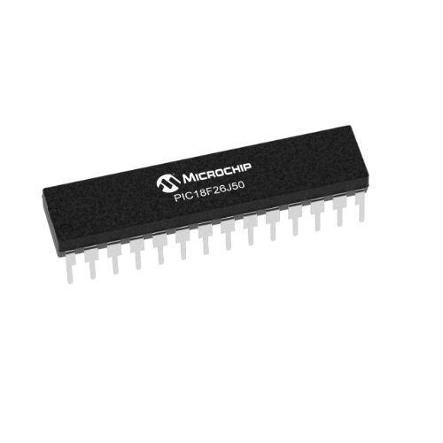 Microcontrolador PIC18F26J50