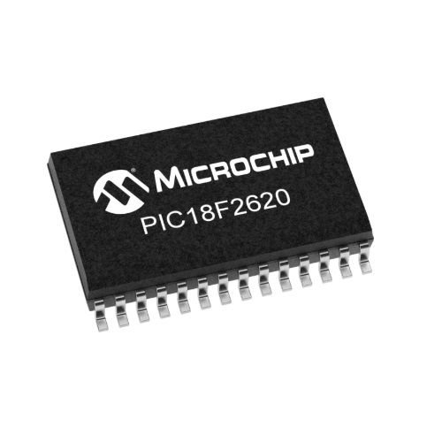Microcontrolador PIC18F2620 - I/SO