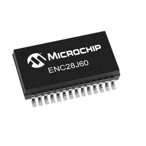 ENC28J60-I/SP - Ethernet Controller - SOIC28