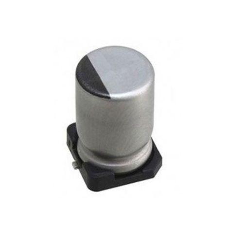 Capacitor Eletrolitico 47UF/16V SMD 105 (5x6,1mm) - (Kit com 20 Peças)