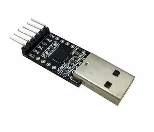 Adaptador USB Serial CP2102
