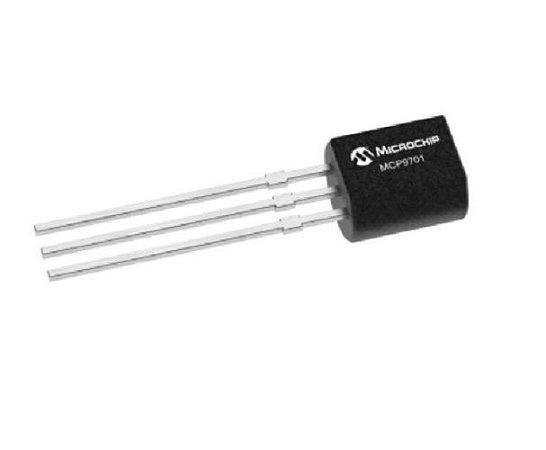 Sensor De Temperatura Mcp9701 (kit Com 4 Peças)