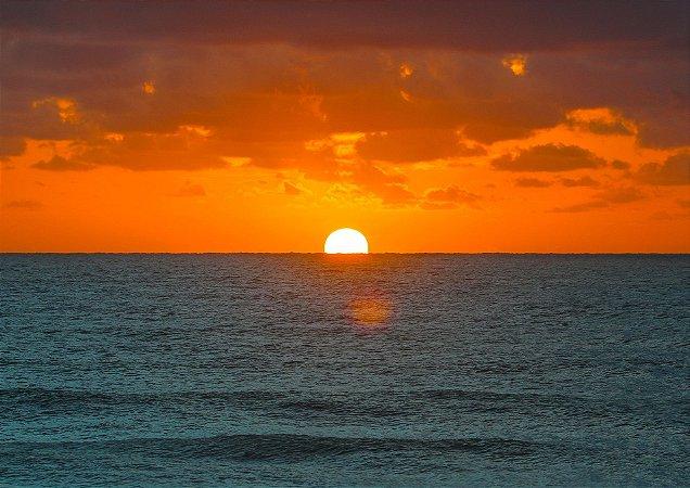 Sunrise em Tabatinga/RN