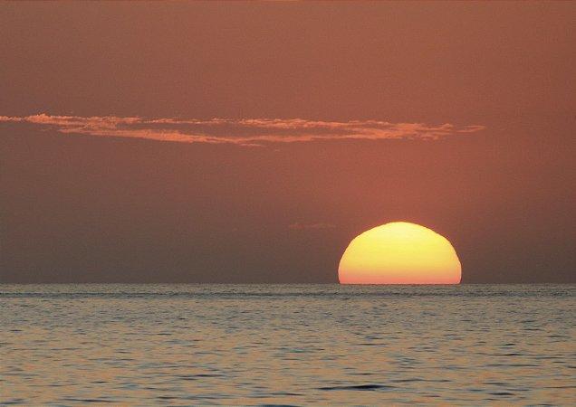 Sunset Santa Teresa - Costa Rica