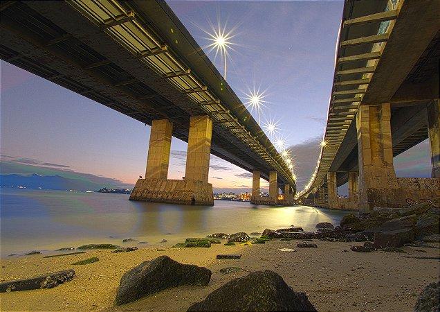 Pontes de acesso a Florianópolis