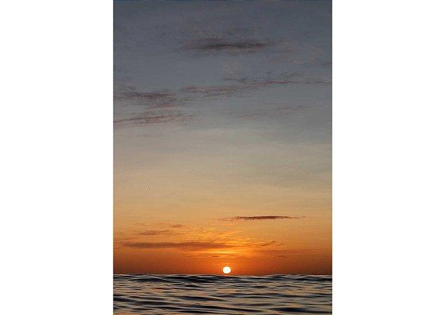 Nascer do sol em Copacabana