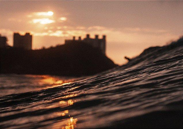 Nascer do sol de dentro do mar
