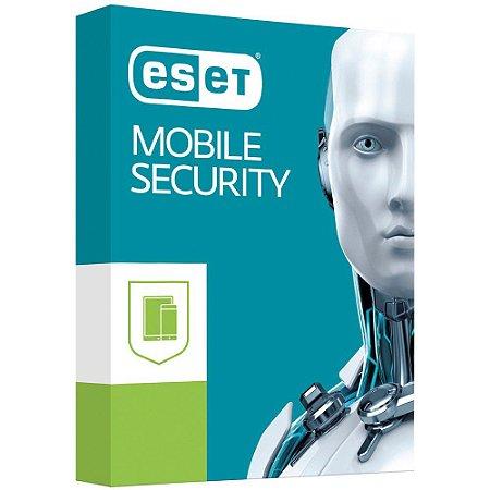 ESET Mobile - 3 Dispositivos - 1 Ano - (Frete Grátis - Envio Digital)