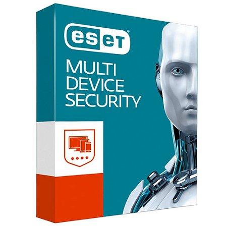 ESET Multi-Device Security - 3 Dispositivos - 1 Ano - (Frete Grátis - Envio Digital)