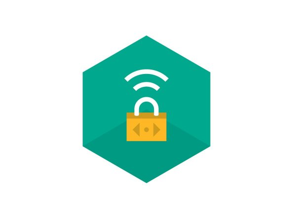 Kaspersky VPN Secure Connection - 5 Dispositivos, 1 ano (dados Ilimitado)