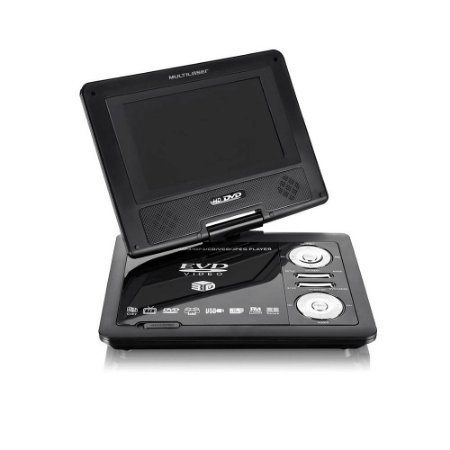 Dvd Automotivo Portatil 7