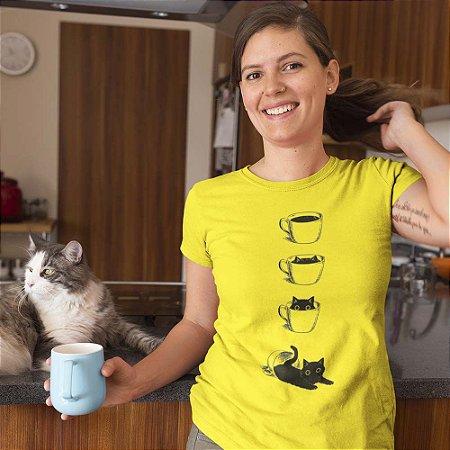 Gato Copo de Café
