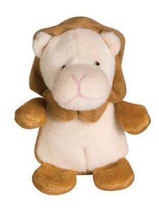 Brinquedo Pet Pelúcia Leãozinho - Coleção Zoo
