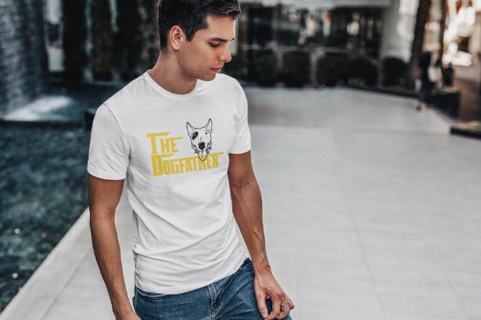 Camiseta The Dog Father Bull Terrier