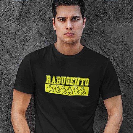 Camiseta Cachorro Boxer Rabugento
