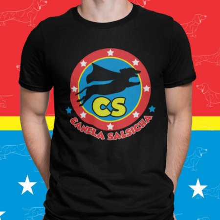 Camiseta Super Salsichinha