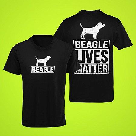 Camiseta Beagle Lives Matter