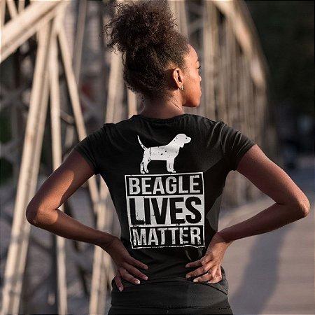 Baby Look Beagle Lives Matter
