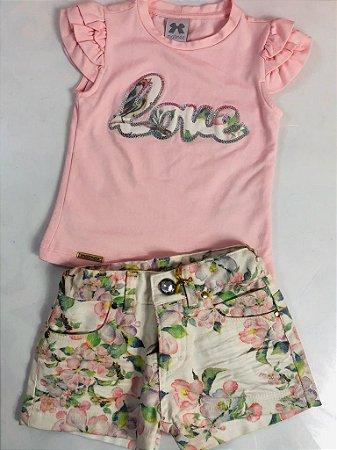 Conjunto Love Matinée