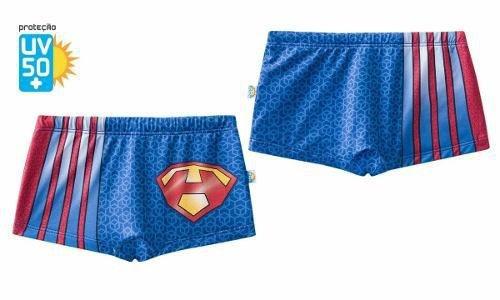 Sunga Super Homem