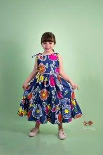 Vestido Midi Floral MyLu