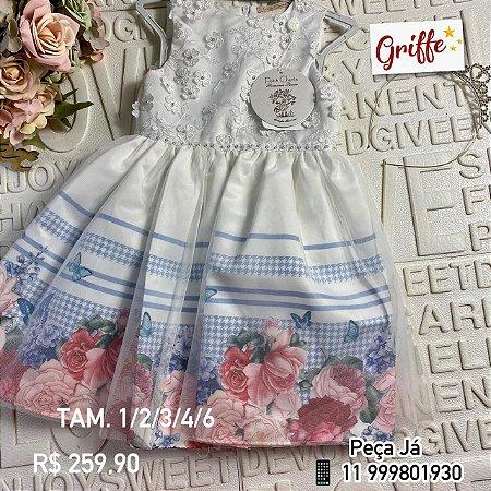 Vestido Petit Cherie Aternoon Tea