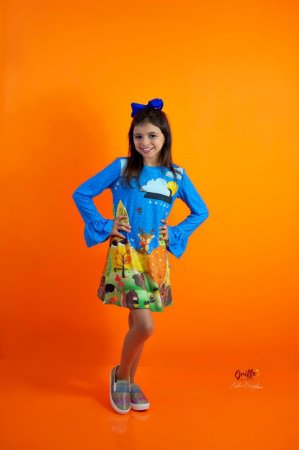 Vestido Esquilos MyLu