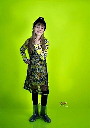 Vestido Letras MyLu