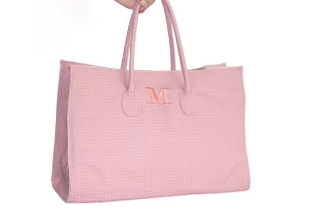 Bolsa modelo Fádia rosê