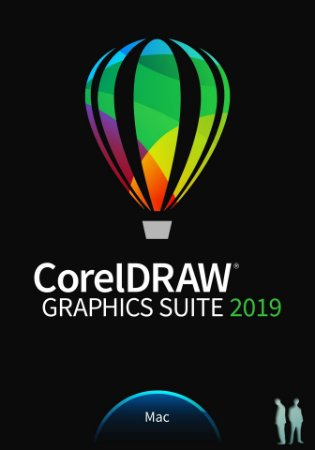 CorelDRAW Graphics Suite 2019 Mac Education Edition