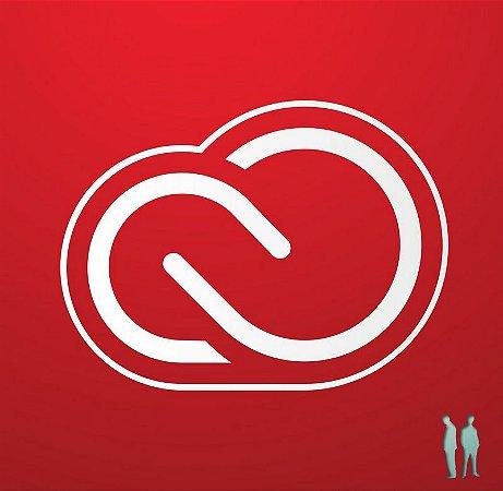 Adobe Creative Cloud Design Standard 12 Meses
