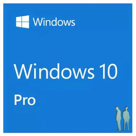 Windows 10 Professional 32 / 64 Bits FPP - Box