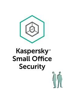 Kaspersky Small Office Security 1 Usuário 2 Anos BR Download 5 a 9 Usuários - Compra Mínima 5 Usuários