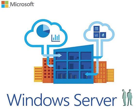 Windows Server Standard - 8 Core - 1 ANO