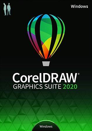 CorelDRAW Graphics Suite 2020 para Windows