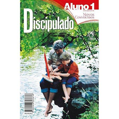 Revista Discipulado Aluno Classe Novos Convertidos (01) Cpad