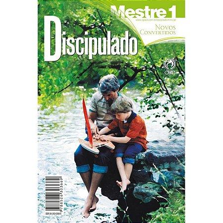 Revista Discipulado Mestre Classe Novos Convertidos (01) Cpad
